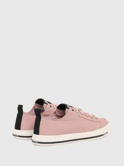 Diesel - S-ASTICO LOW CUT W, Pink - Sneakers - Image 3