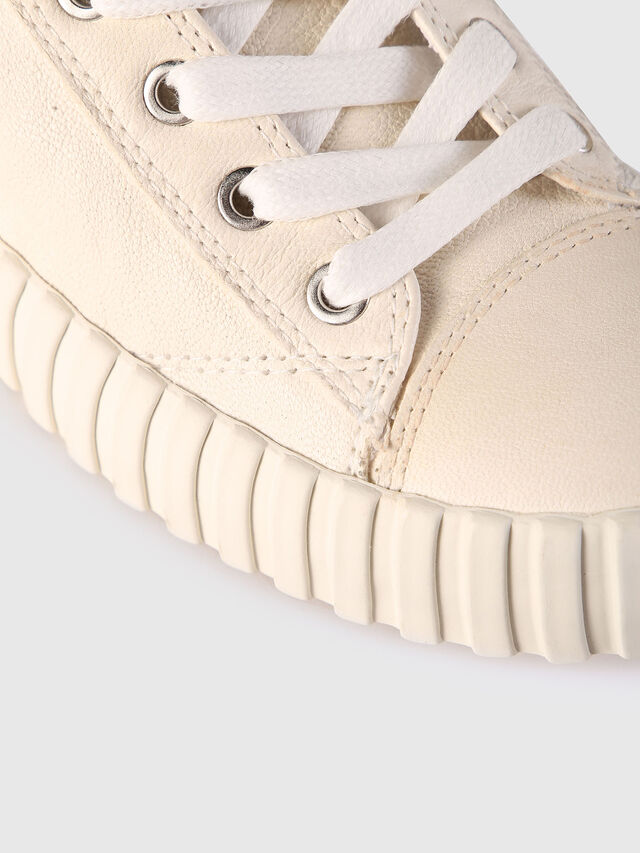 Diesel S-EXPOSURE CMC W, White - Sneakers - Image 4