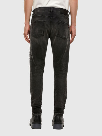 Diesel - D-Strukt 069RC, Black/Dark grey - Jeans - Image 2