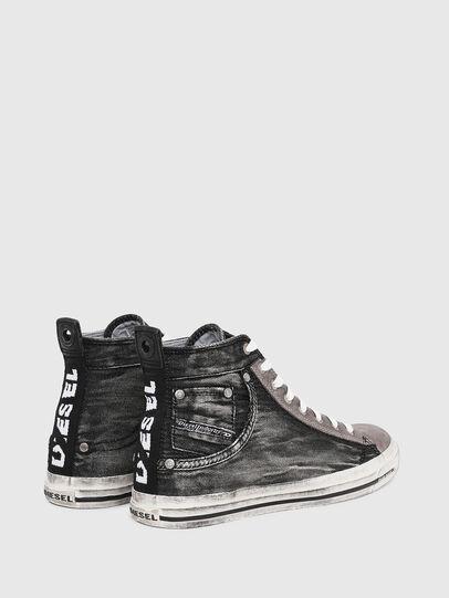 Diesel - EXPOSURE I, Black/Dark grey - Sneakers - Image 3