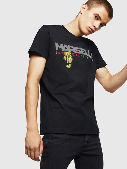 Diesel - LCP-T-DIEGO-MARSELLA,  - T-Shirts - Image 1