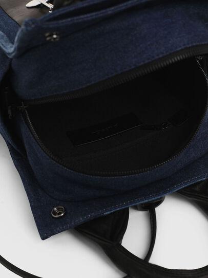 Diesel - GAYA, Blue Jeans - Crossbody Bags - Image 4
