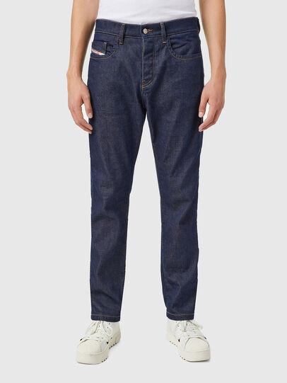 Diesel - D-Viker 09B28, Dark Blue - Jeans - Image 1