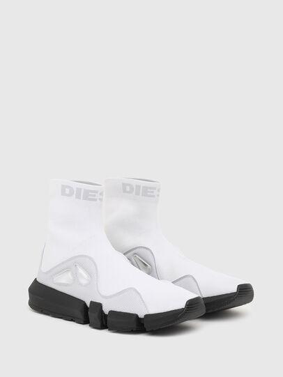 Diesel - H-PADOLA HSB, White - Sneakers - Image 2