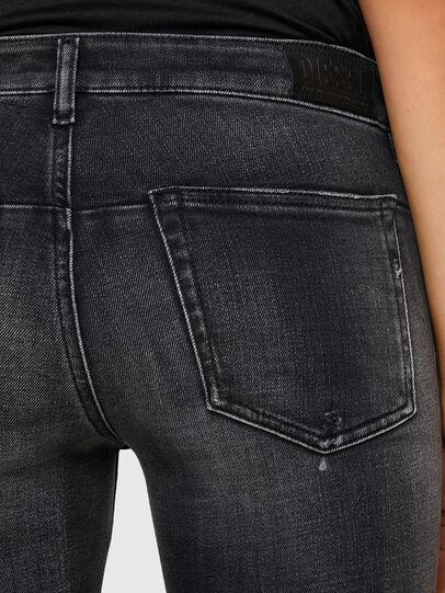 Diesel - D-Jevel 009JN, Black/Dark grey - Jeans - Image 6
