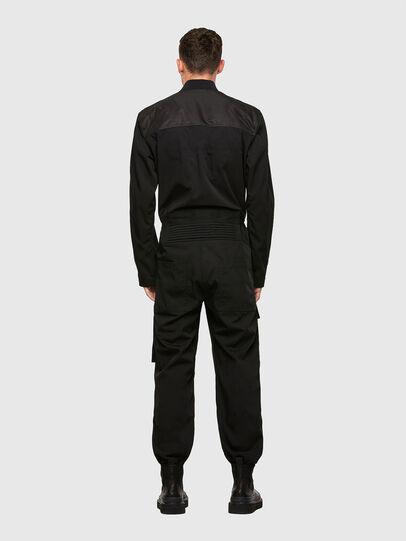 Diesel - P-DEVO, Black - Pants - Image 2