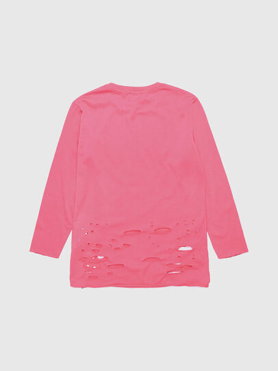 Diesel - TFIENA, Pink - T-shirts and Tops - Image 2