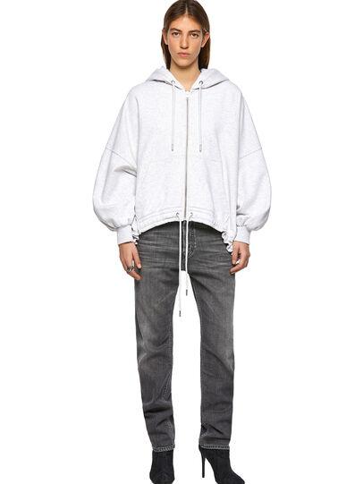 Diesel - F-BALI, Light Grey - Sweaters - Image 5