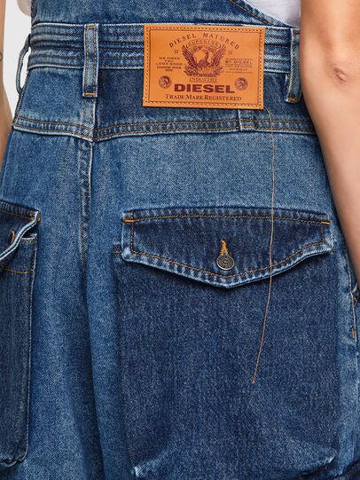 Diesel - DE-AMETHY, Medium blue - Pants - Image 3
