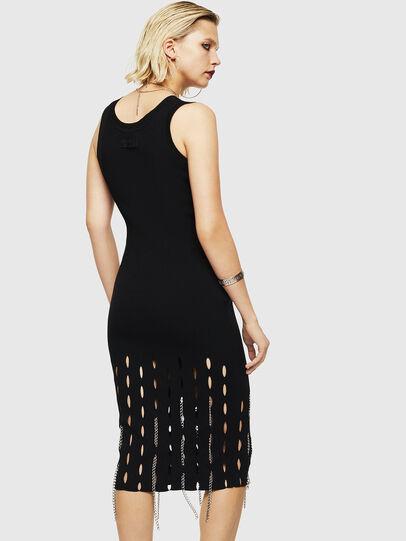 Diesel - M-LINA, Black - Dresses - Image 2