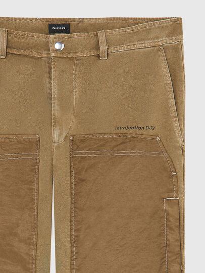 Diesel - P-TRENT, Light Brown - Pants - Image 3