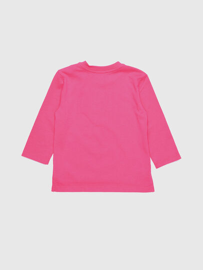 Diesel - TIRVIB, Hot pink - T-shirts and Tops - Image 2