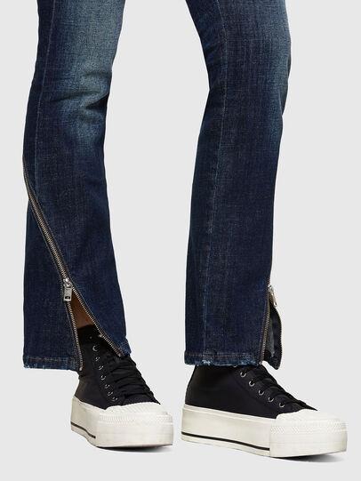 Diesel - D-Ebbey 009SC, Dark Blue - Jeans - Image 4