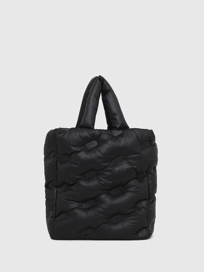 Diesel - KESSIE, Black - Shopping and Shoulder Bags - Image 2