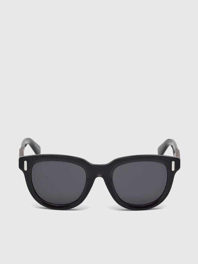 Diesel - DL0228, Black - Eyewear - Image 1
