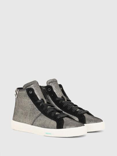 Diesel - S-MYDORI MC W, Grey/Black - Sneakers - Image 2