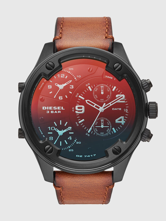 Diesel - DZ7417, Brown/Black - Timeframes - Image 1