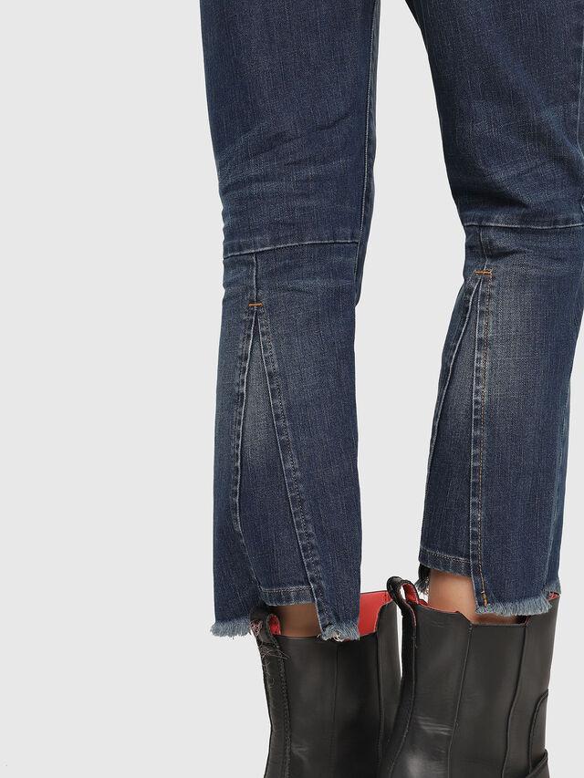 Diesel - D-Earlie 089AR, Medium blue - Jeans - Image 4