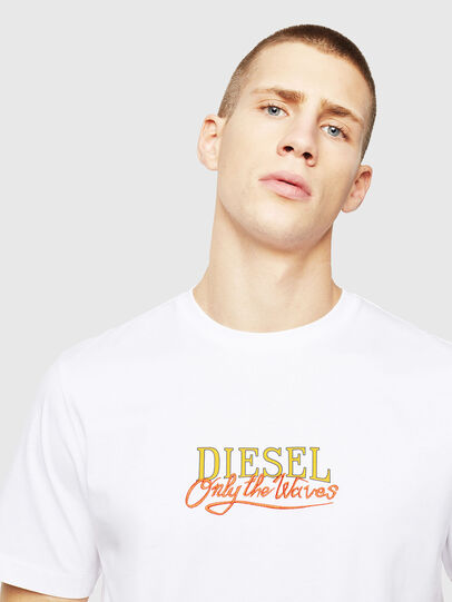 Diesel - BMOWT-JUST-B, White - Out of water - Image 3