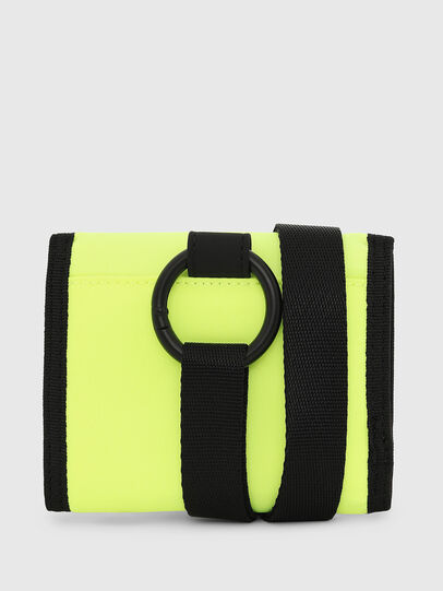 Diesel - YOSHINO LOOP, Yellow - Small Wallets - Image 2