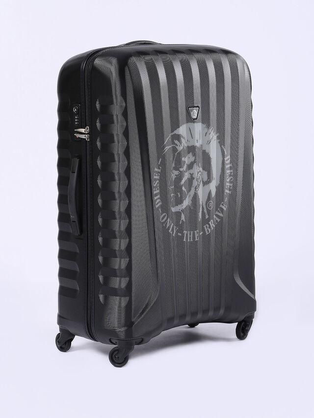 Diesel - MOVE L, Dark grey - Luggage - Image 2