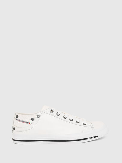 Diesel - EXPOSURE IV LOW  W, White - Sneakers - Image 1