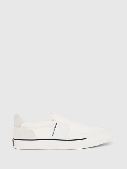 Diesel - S-FLIP SO, White - Sneakers - Image 1