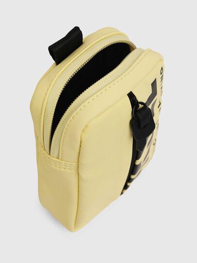 Diesel - BAONA, Light Yellow - Small Wallets - Image 5