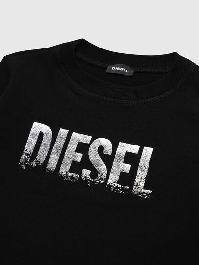 Diesel - SRALY, Black - Sweaters - Image 3