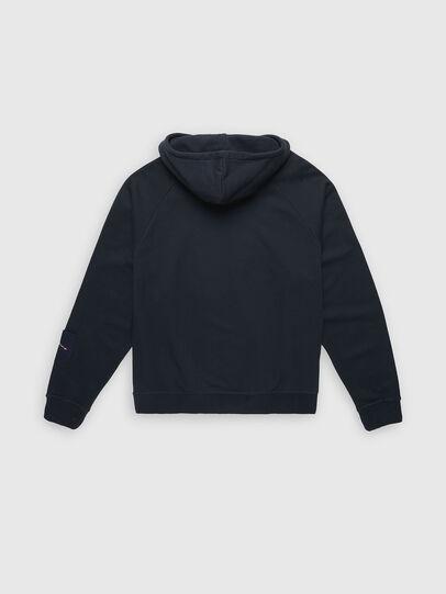 Diesel - PR-SW01, Dark Blue - Sweaters - Image 2