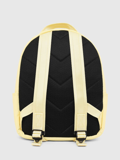 Diesel - F-BOLD BACK FL, Light Yellow - Backpacks - Image 2