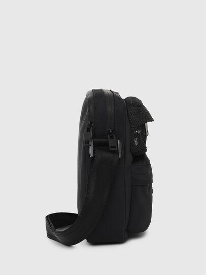 Diesel - SYRIO, Black - Crossbody Bags - Image 3