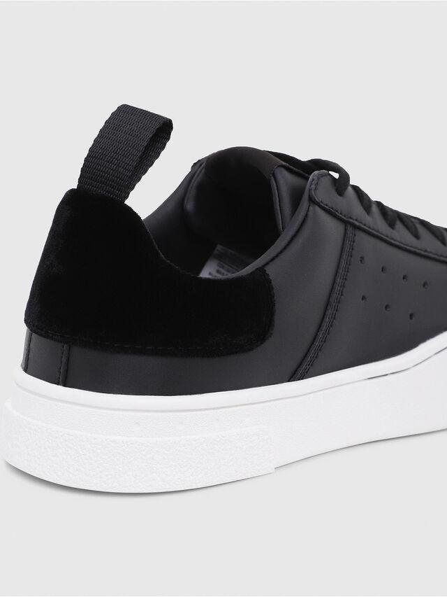 Diesel - S-CLEVER LOW W, Black - Sneakers - Image 5