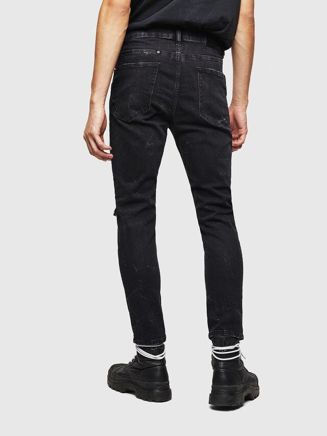 Diesel - D-Eetar 069DV, Black/Dark grey - Jeans - Image 2