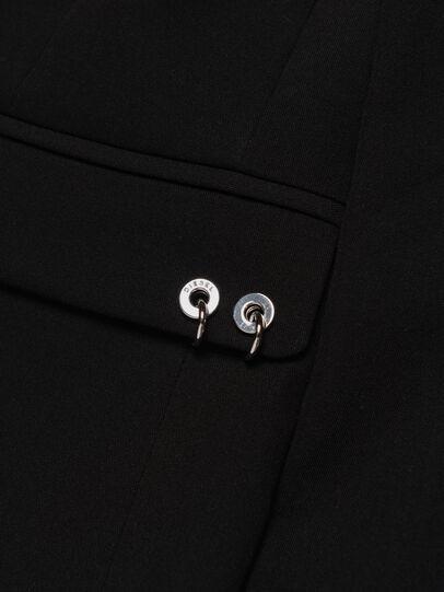 Diesel - JHOOK, Black - Jackets - Image 3