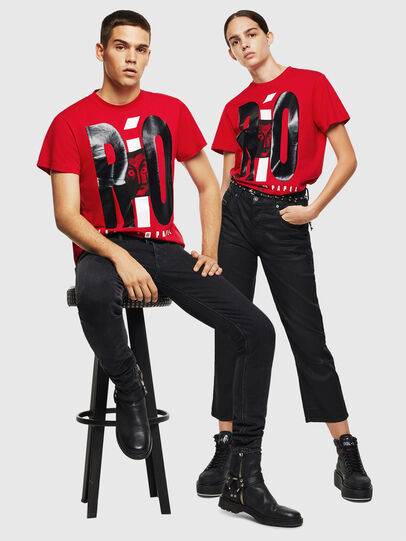 Diesel - LCP-T-DIEGO-RIO,  - T-Shirts - Image 7