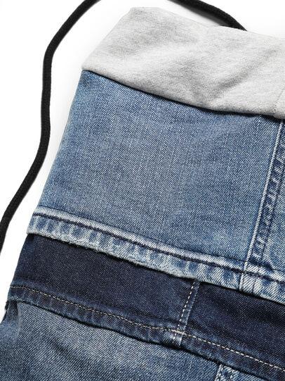 Diesel - D-SPOT BORSA, Blue Jeans - Bags - Image 3