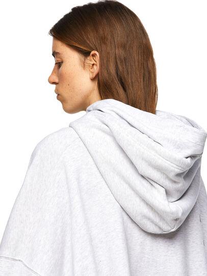 Diesel - F-BALI, Light Grey - Sweaters - Image 4