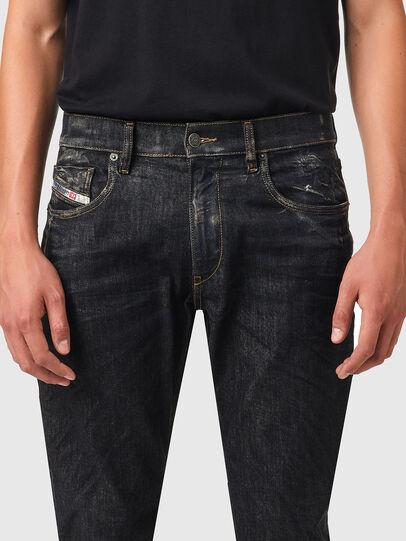 Diesel - D-Strukt 09A87, Black/Dark grey - Jeans - Image 3