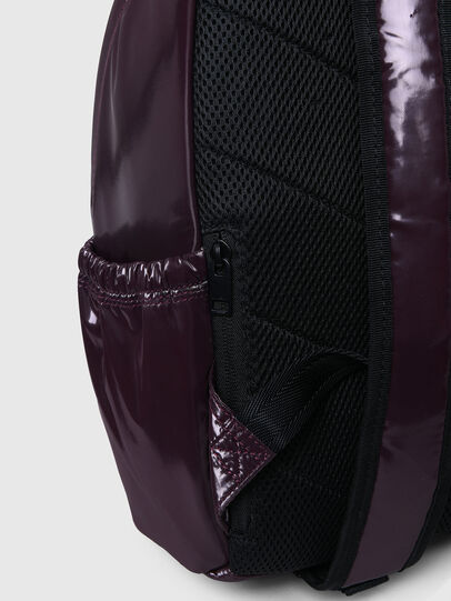 Diesel - F-BOLD BACK III, Dark Violet - Backpacks - Image 6