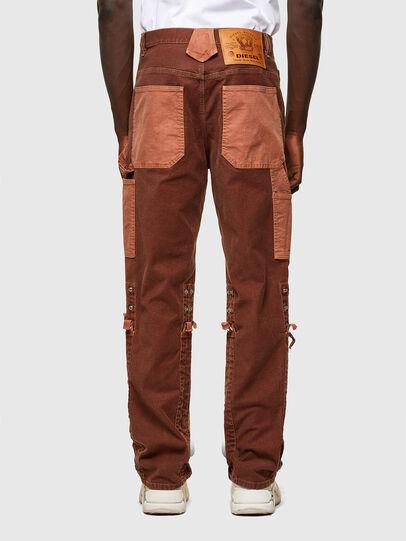 Diesel - D-Franky JoggJeans® 0DDAW, Brown - Jeans - Image 2