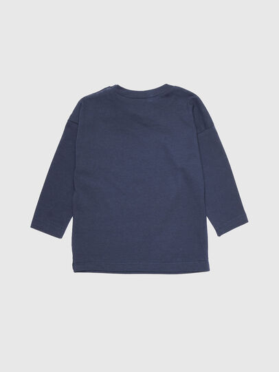 Diesel - TAIZAB, Dark Blue - T-shirts and Tops - Image 2