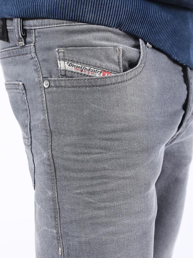 Diesel - Buster 0853T, Black/Dark grey - Jeans - Image 4