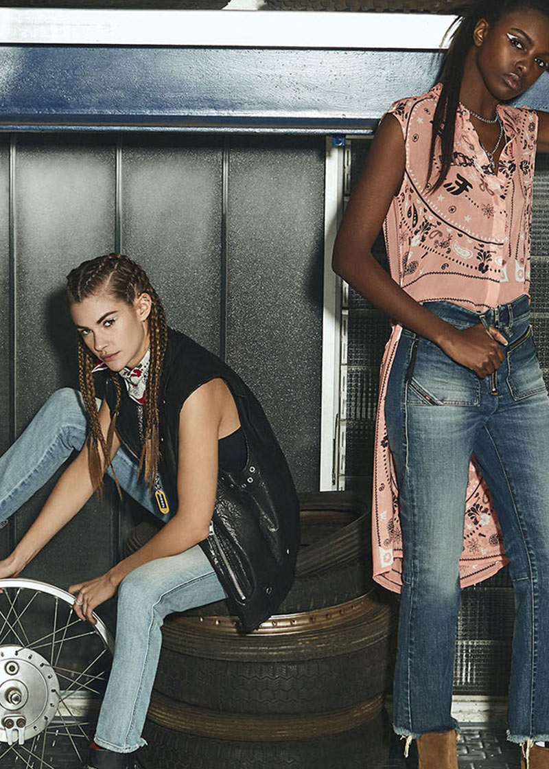 Shop For Woman | Discover more on Diesel.com