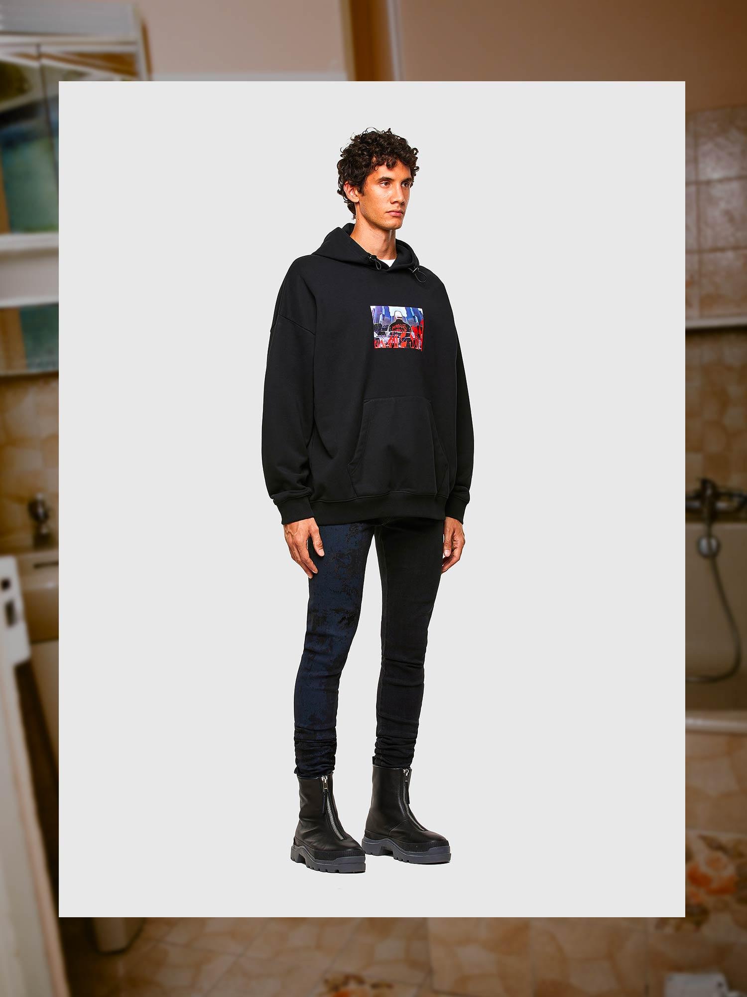 Diesel Jeans Skinny Fit: D-Amny | Shop Now on Diesel.com