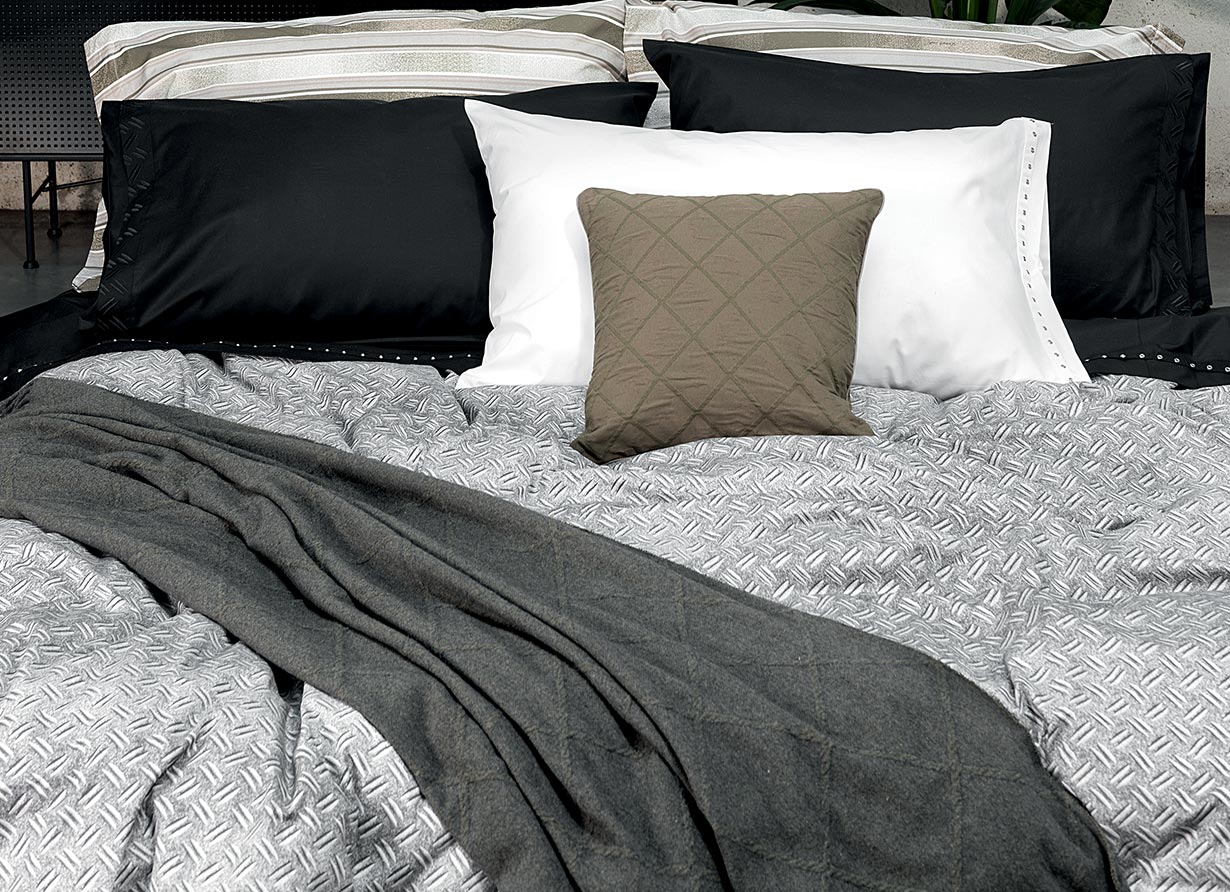 Diesel Living: Home Linen with Mirabello Carrara