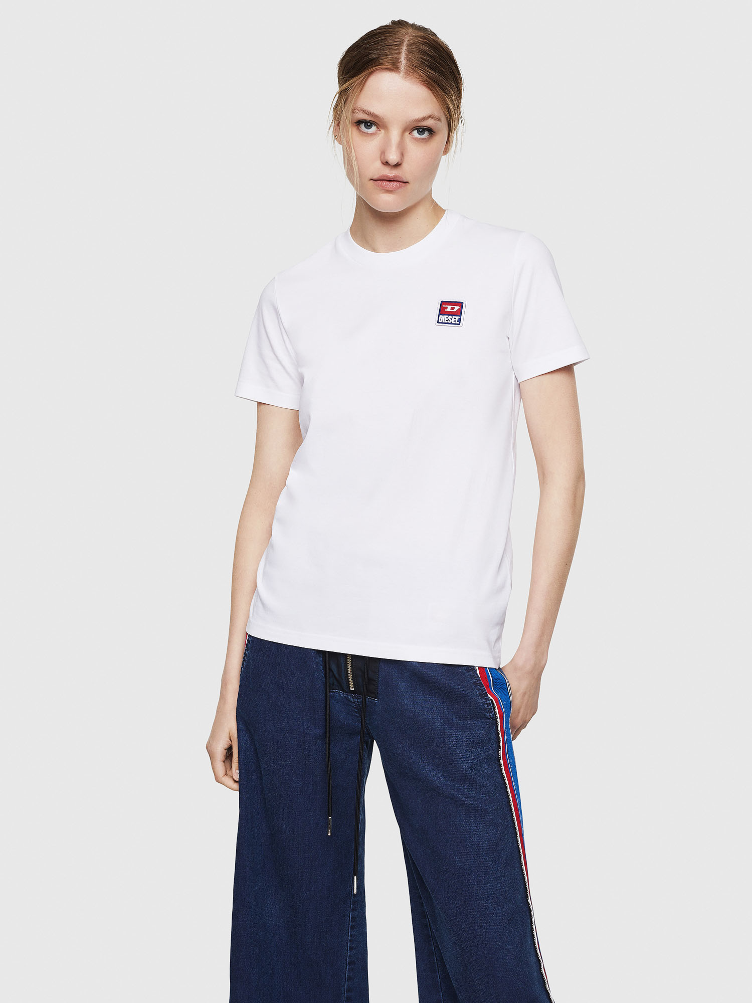 Diesel - T-SILY-ZE,  - T-Shirts - Image 1