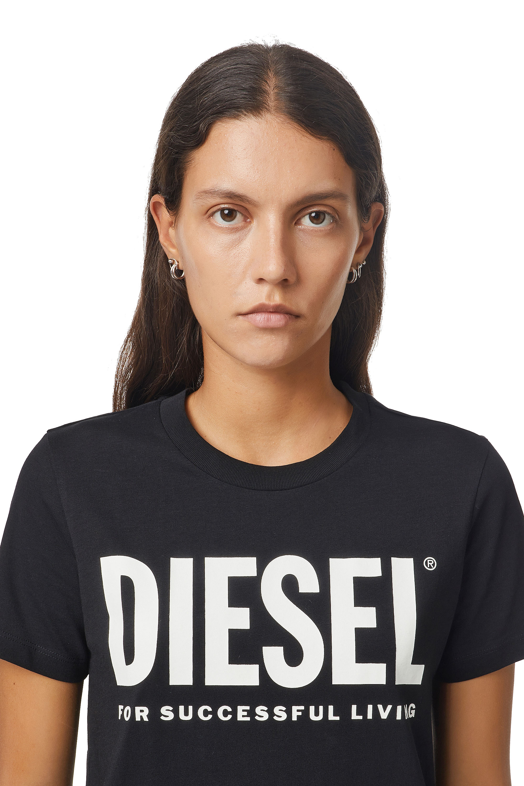 Diesel - T-SILY-WX,  - T-Shirts - Image 3